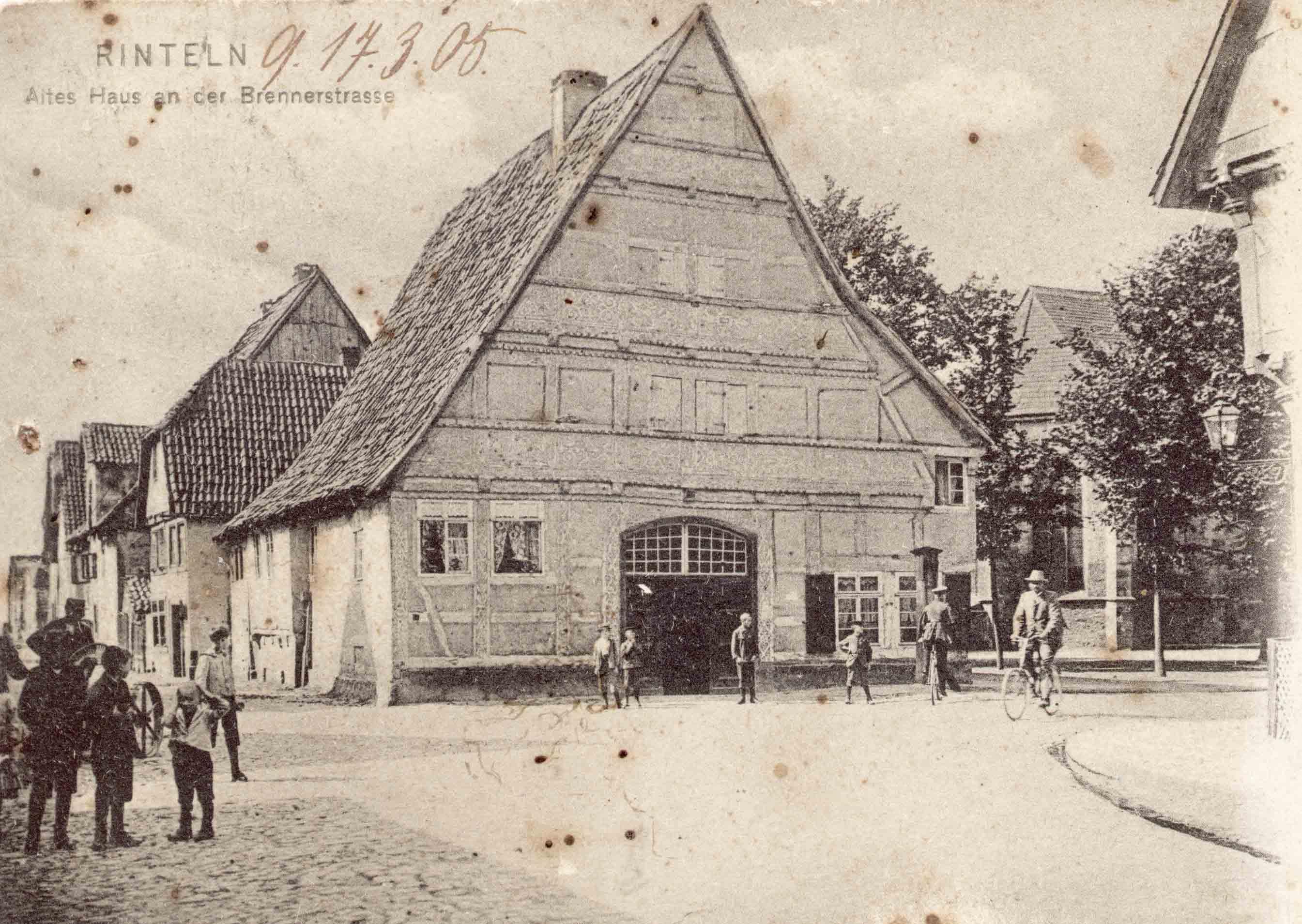 Altes Museum 1908 - 1936
