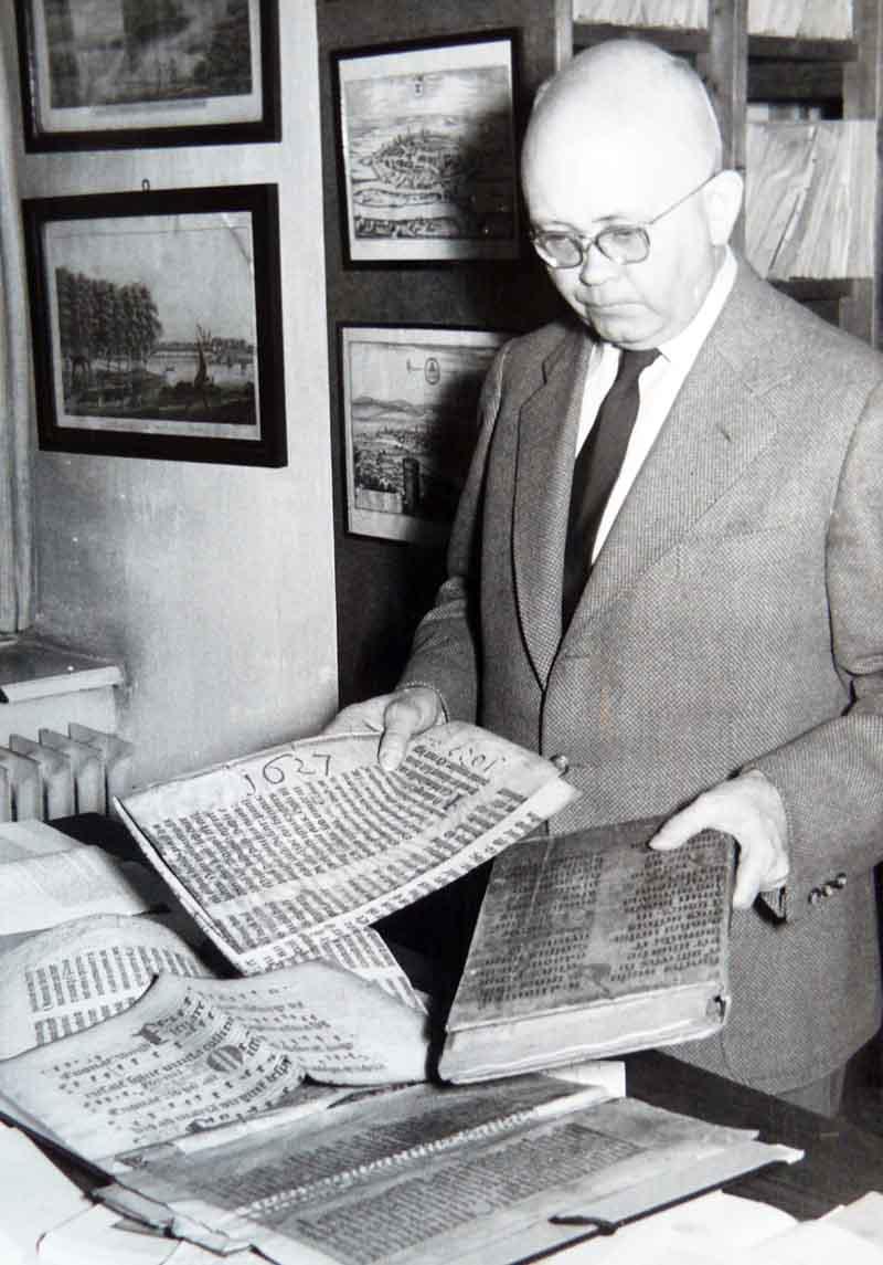 Dr. Rudolf Feige