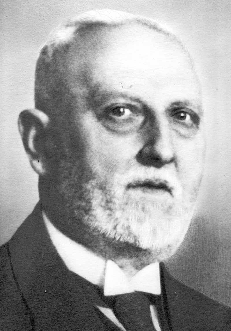 Ludwig Voß, Museumsleiter 1909 - 1936
