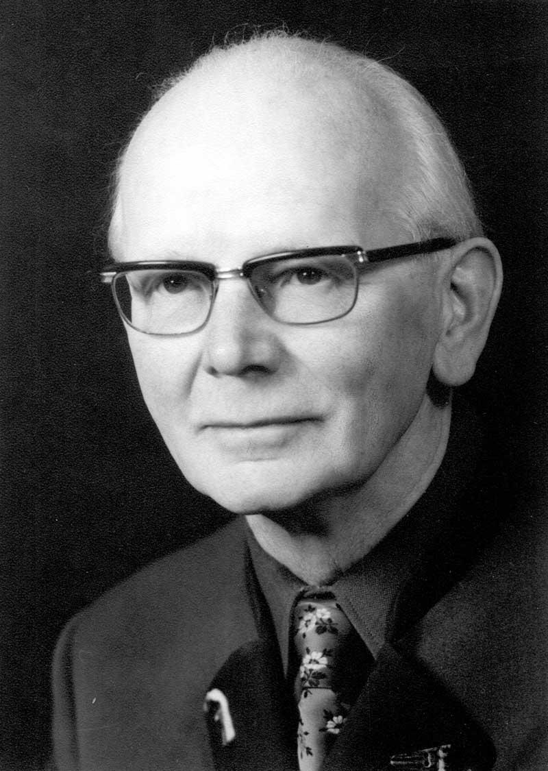 Wilhelm Holste, Museumsleiter 1957 - 1974